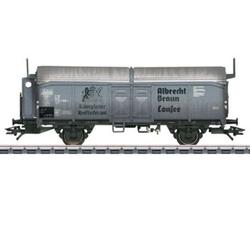 Schiebedachwagen Kmmks 51 DB
