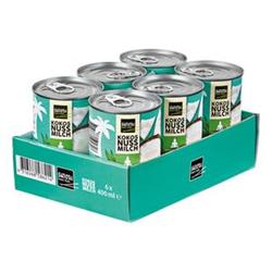 Satori Kokosmilch 400 ml, 6er Pack