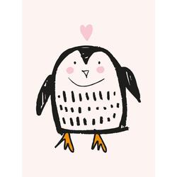 Leinwandbild »Pinguin«, Bilder, 60769858-0 bunt 30x40 cm bunt