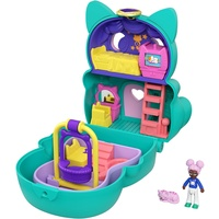 Polly Pocket Polly Pocket Flip & Find Cat Compact