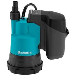 GARDENA Klarwasserpumpe 2000/2 18V P4A, ohne Akku und Ladegerät