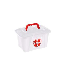 HTI-Living Aufbewahrungsbox Medizinbox 2 L Erste Hilfe, Aufbewahrung