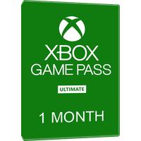 Microsoft Xbox Game Pass Ultimate 1 Monat