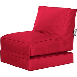 SITTING POINT Twist SCUBA Sitzsack rot