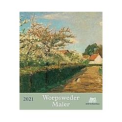 Worpsweder Maler 2021 - Kalender