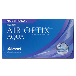 Air Optix Aqua Multifocal, Alcon (3 Stk.)