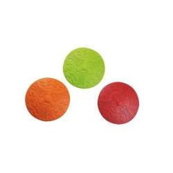 Frisbee aus Gummi 22cm