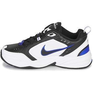 Nike Herren Air Monarch IV Cross Trainer, Blanco Negro Azul, 48.5 EU