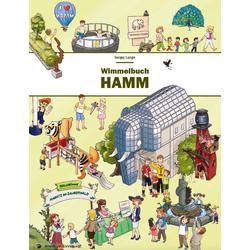 Wimmelbuch Hamm als Buch von