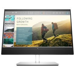 HP LED-Monitor (1920 x 1080 Pixel, 60,5 cm (23,8) Full HD, 5 ms)
