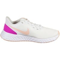 Nike Revolution 5 W summit white/fire pink/washed coral 38