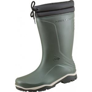 Dunlop Blizzard Gummistiefel Wasserabweisend und warm gefüttert grün 48