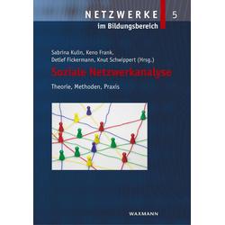 Soziale Netzwerkanalyse als Buch von