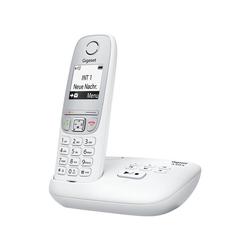 Gigaset A415A Schnurloses DECT-Telefon (Mobilteile: 1, strahlungsarm) weiß