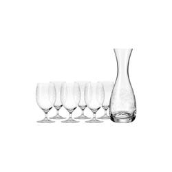 LEONARDO Gläser-Set CHATEAU Wassergläser + Karaffe Set 7-teilig (7-tlg)