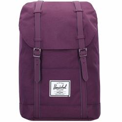 Herschel Retreat Plecak 42 cm przegroda na laptopa blackberry wine