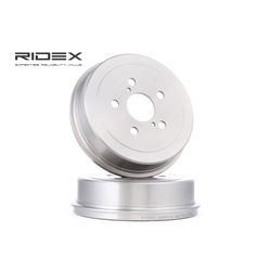 RIDEX Bremstrommel 123B0022  ROVER,TOYOTA,25 RF,CARINA E _T19_,CARINA E Stufenheck _T19_,CARINA E Sportswagon _T19_,CARINA II _T17_
