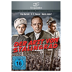 Der Arzt von Stalingrad - DVD  Filme