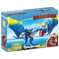Playmobil Dragons Astrid und Sturmpfeil (9247)