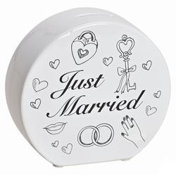 G. Wurm Spardose Just Married - Die Spardose für die Hochzeit