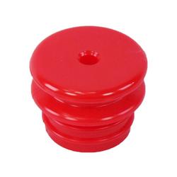 100x Nagel Isolatoren »Basic« für Litze u.a. · zum Nageln