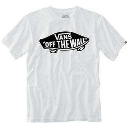 Vans T-Shirt VANS OTW KIDS Toddlers T-Shirt weiß 5