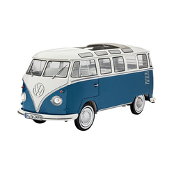 Revell® Modellbausatz Revell Modellbausatz - VW Typ 2 T1 Samba Bus