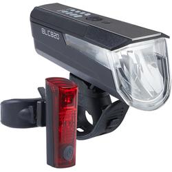 Büchel Fahrradbeleuchtung BLC 820 + Duo LED
