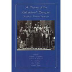 History of the Behavioral Therapies: eBook von