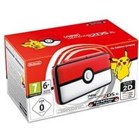Nintendo New Nintendo 2DS XL - Pokeball Edition