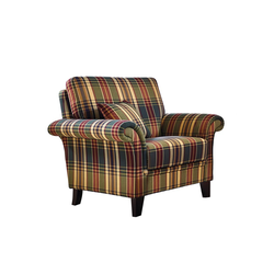 SCHRÖNO Sessel Capri Plus im Streifendesign