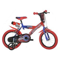 Spiderman Kinderfahrrad Spiderman, 1 Gang 32 cm