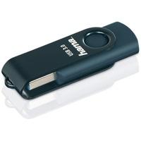 Hama Rotate 128 GB blau USB 3.0