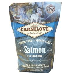 Carnilove Adult Lachs Getreidefreies Hundefutter (12 kg)