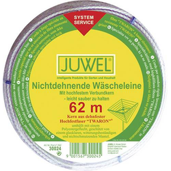 Juwel Wäscheleine TWARON 62m für Juwel Wäscheleinen