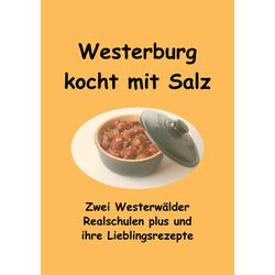 Westerburg kocht mit Salz als Buch von