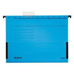 Leitz Hängetasche Alpha DIN A4 Blau 19860035