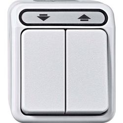 Merten Rollladenschalter 1-polig MEG3715-8029