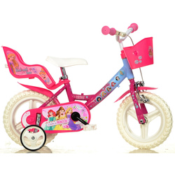 Dino Kinderfahrrad Princess, 1 Gang
