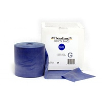 Thera-Band Sparpack Theraband 45,5m extra schwer blau