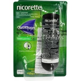 Nicorette Freshmint Spray 2 x 13.2 ml