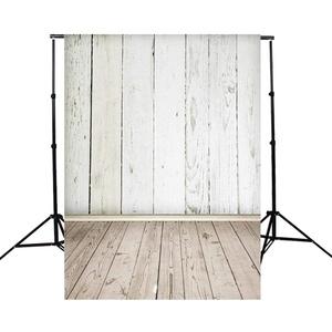 Fotohintergrund für Foto-Studio, Holz, Weiß