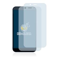 BROTECT Schutzfolie für Shiftphones Shift6m, (2 Stück), Folie Schutzfolie klar