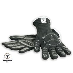 Moesta BBQ Grillhandschuhe, Grill-Gloves No.1 - die Grillhandschuhe - L/XL