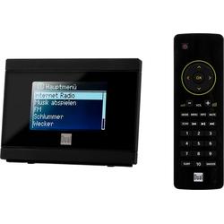 Dual IR 2A Internet-Radio (Internetradio, FM-Tuner, UKW mit RDS)