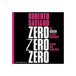 Zero Zero Zero - Hörbuch