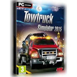 Towtruck Simulator 2015 Steam Key GLOBAL