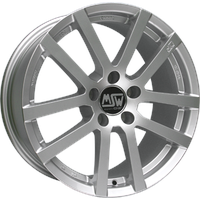 MSW 22 6,5x16 5x100 ET45 PS-Ring