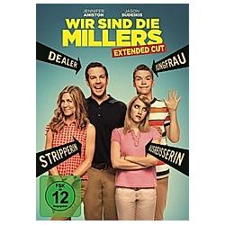 Wir sind die Millers - DVD  Filme