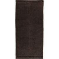 VOSSEN Vienna Style Supersoft Badetuch 100 x 150 cm dark brown